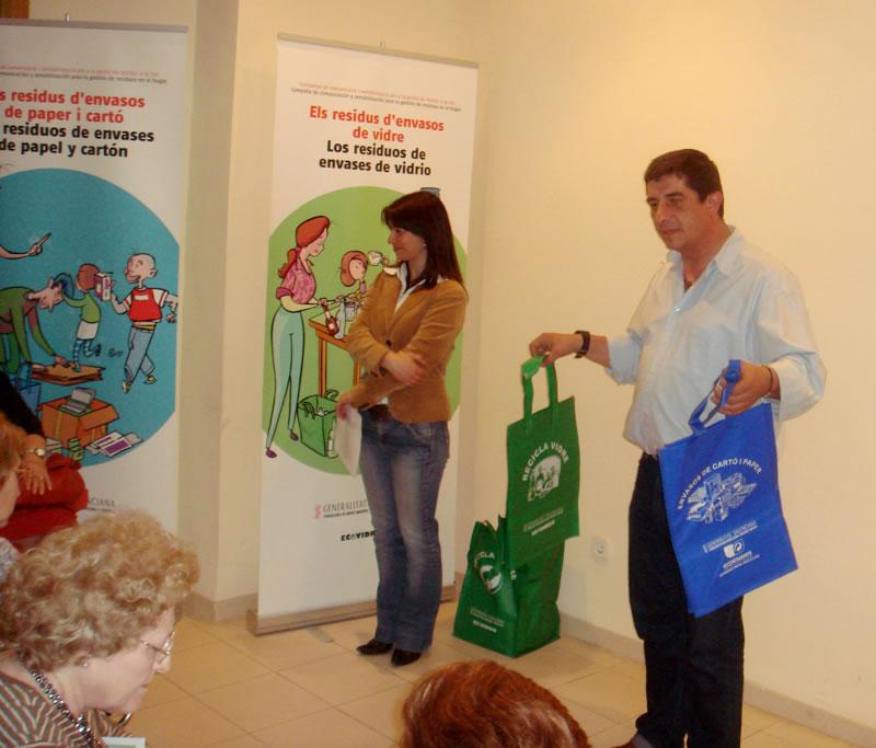 Reportaje sobre Educación ambiental